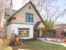 University Gardens Victorian home for sale