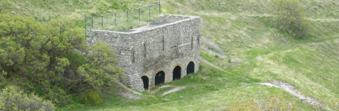 The connection between limekilns and our historic homes